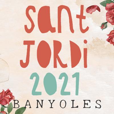 Sant Jordi a Banyoles, 2021