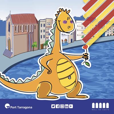 Sant Jordi al Port de Tarragona, 2021