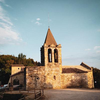 Església romànica dels Sants Metges, Sant Julià de Ramis