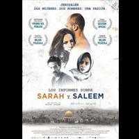 Cartell del film 'Los informes sobre Sarah y Saleem'