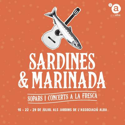 Sardines & Marinada, Associació Alba, Tàrrega, 2021