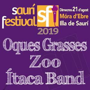 Saurí Festival - Móra d'Ebre 2019