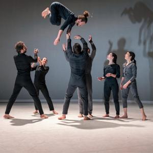 Espectacle de dansa'Set of sets' de GN|MC (Guy Nader | Maria Campos)