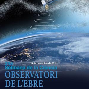 Jornada de portes obertes a l'Observatori de l'Ebre - 24a Setmana de la Ciència 2019