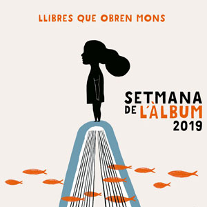 Setmana de l'Àlbum - Barcelona 2019