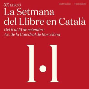 37a La Setmana del Llibre en Català - Barcelona 2019