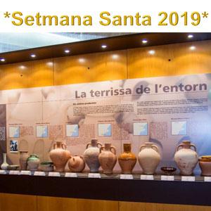 Setmana Santa - Museu Terracota 2019