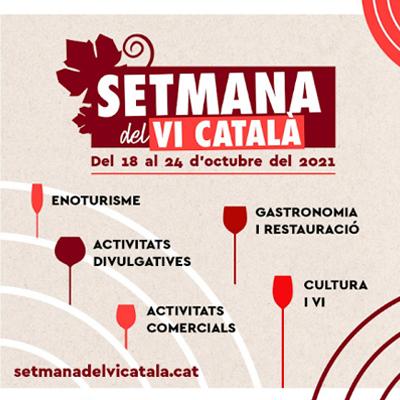Setmana del Vi Català - 2021