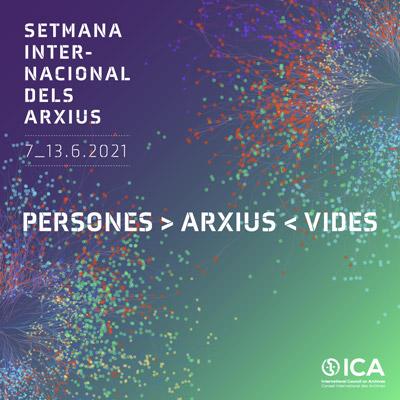 Setmana Internacional dels Arxius, 2021
