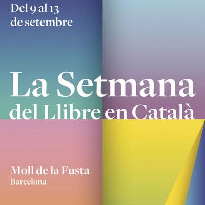 Setmana del Llibre en Català a Barcelona, 2020