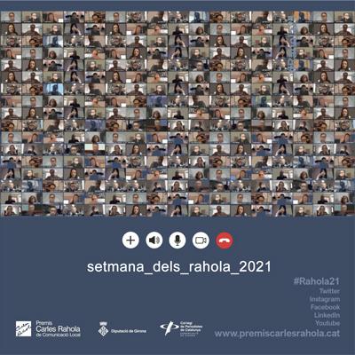 Setmana dels Rahola, Girona, 2021