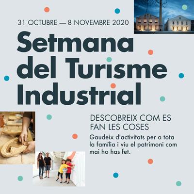 Setmana del Turisme Industrial de Catalunya, 2020