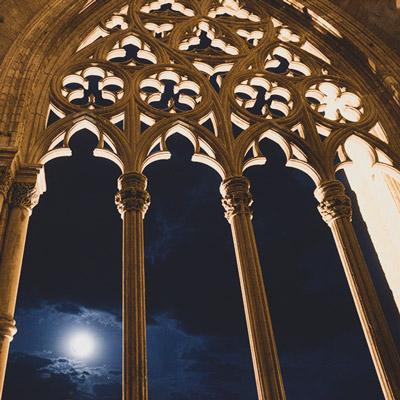 Nits de Lluna Plena al Claustre, Seu Vella, Claustre de la Seu Vella, Lleida
