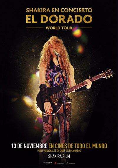 Shakira en concierto: El Dorado Wolrd Tour