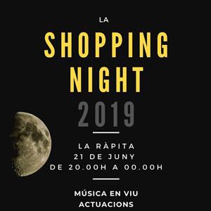 La Shopping Night - La Ràpita 2019