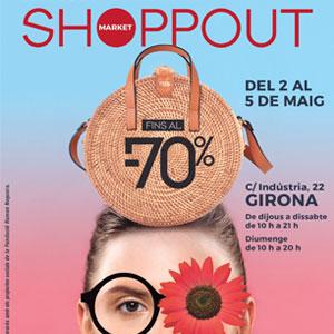 Shopp Out girona, 2019