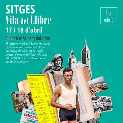 Sitges Vila del Llibre
