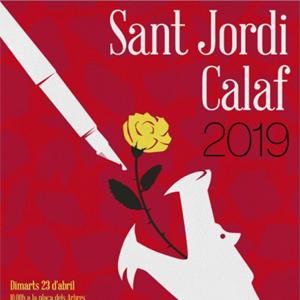 Sant Jordi Calaf