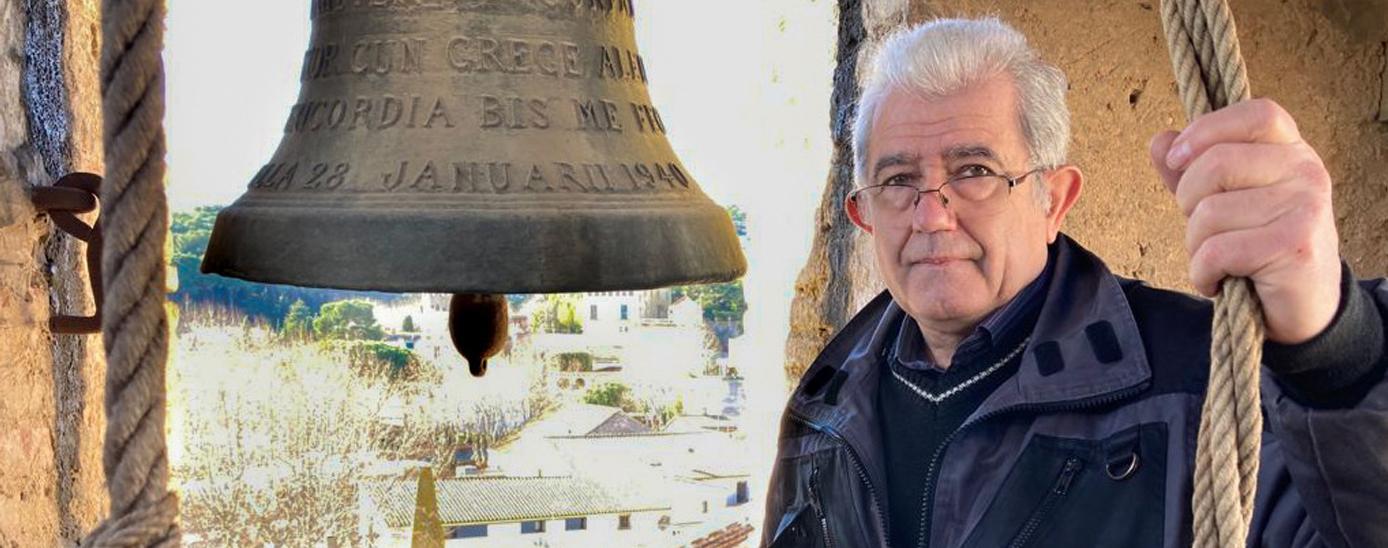 Pere Xarrié, campaner d'Alella