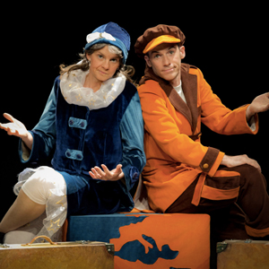 Teatre familiar 'Sol amb la lluna'