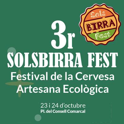 Solsbirra Fest, SolsoTerra, Solsona, 2021