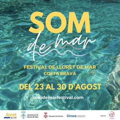 Festival Som de Mar, Jardins de Santa Clotilde, Lloret de Mar, 2020