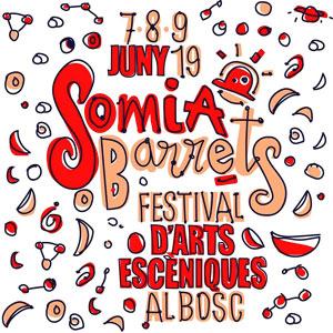 SomiaBarrets, Festival d'Arts Escèniques al Bosc, a Querol, 2019