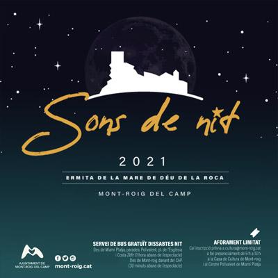 Cicle Sons de Nit, Mont-roig del Camp, 2021