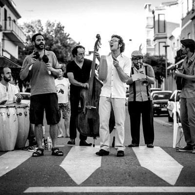 Sonsonite, banda, músics, música cubana