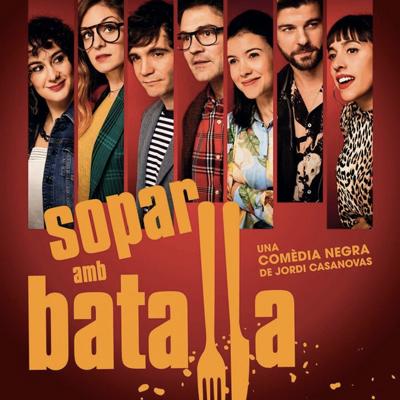 Teatre 'Sopar amb batalla' de Jordi Casanovas