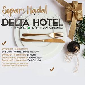 Sopars de Nadal - Delta Hotel 2019