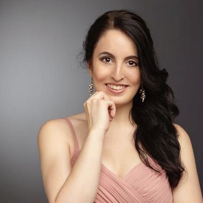 Soprano Irene Mas