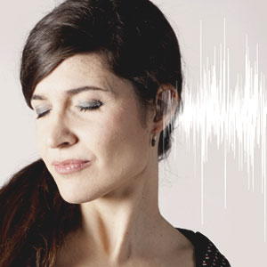 'Soroll Blanc' de la violinista i cantant Carol Duran