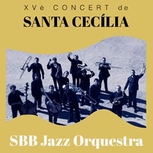 Concert de la SBB Jazz Orquestra a Tortellà, 2019