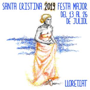 Festes Majors de Santa Cristina, 2019