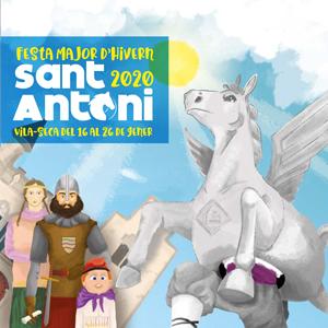 Festa Major d'Hivern de Sant Antoni a Vila-seca, 2020