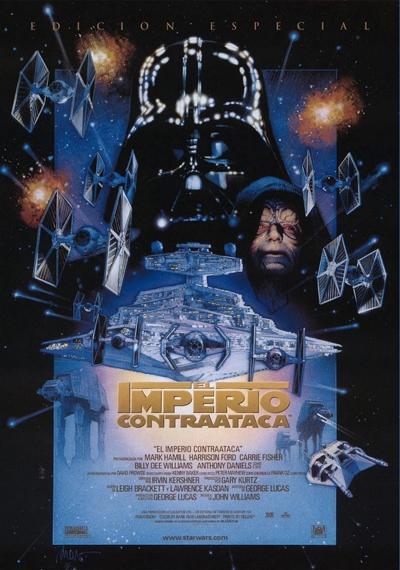 La guerra de las galaxias. Episodio V. El imperio contraataca