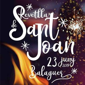 Sant Joan a Balaguer, 2019