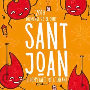 Revetlla de Sant Joan a Vandellòs i l'Hospitalet de l'Infant, 2019