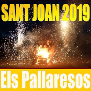 Revetlla de Sant Joan als Pallaresos, 2019