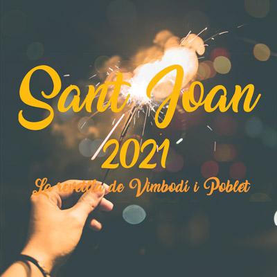 Revetlla de Sant Joan a Vimbodí i Poblet, 2021