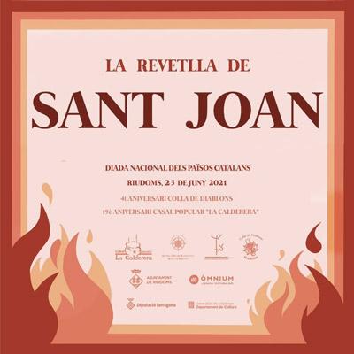 Sant Joan a Riudoms, 2021