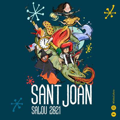 Sant Joan a Salou, 2021