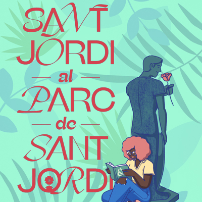 Diada de Sant Jordi a Reus, 2021