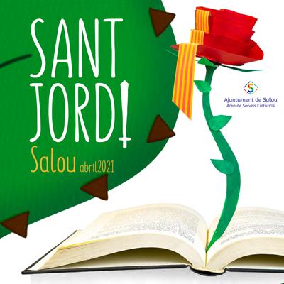 Sant Jordi a Salou, 2021
