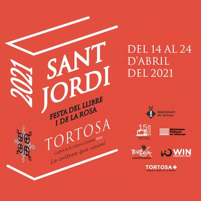 Sant Jordi a Tortosa 2021