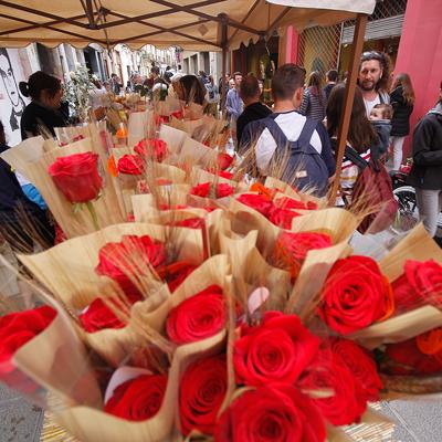 Parada de Roses, Sant Jordi, VAlls