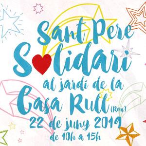 Sant Pere Solidari a Reus, 2019