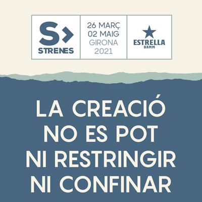 Festival Strenes, Girona, 2020