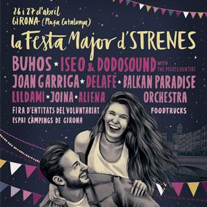 Festa Major d'Strenes a Girona, 2019